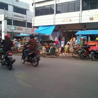 Photo taken at Pasar Kangkung by Yudi D. on 1/20/2013