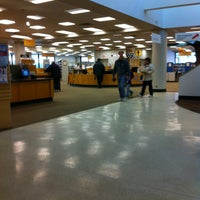 Photo taken at Southdale Library by Carla J. on 2/2/2013
