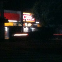 Photo taken at Oxxo Canal El Moral by Laura G. on 1/30/2013
