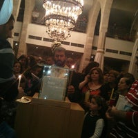 Photo taken at Saydet El Zalzale Church by Tony A. on 4/19/2014