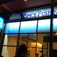 Photo taken at Spice Fusion by Elvie M. on 2/12/2013