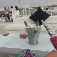 Photo taken at Nasimi Beach by Amal A. on 4/21/2013