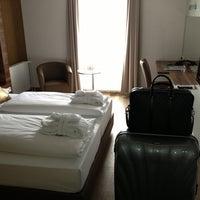 Das Foto wurde bei Hotel Conti Duisburg - Partner of SORAT Hotels von Oleg V. am 4/9/2013 aufgenommen