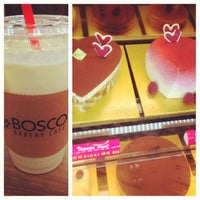 Photo taken at Bosco Bakery Cafe by Seung Min 'Mel' Y. on 10/21/2013