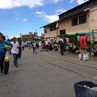 Photo taken at Feria del Agricultor by Allan L. on 2/2/2013