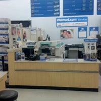 Photo taken at Walmart Supercenter by John R. on 2/8/2013
