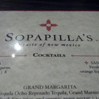 Photo taken at Sopapilla's by Maci W. on 1/21/2013