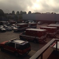 Photo taken at SFFD Station 49 by Christine S. on 4/20/2014