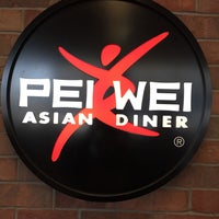 Photo taken at Pei Wei Asian Diner by Sue M. on 4/29/2016