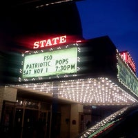 Photo taken at The Sandusky State Theatre by Autumn H. on 10/26/2012