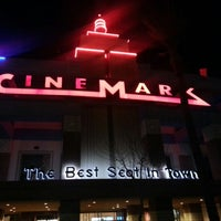 Photo taken at Cinemark Mesa Riverview by Dave R. on 1/2/2013