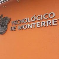 Photo taken at Tecnológico de Monterrey by Jose L. on 3/20/2013