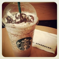 Photo taken at Starbucks Coffee by Ghineky A. on 4/24/2013
