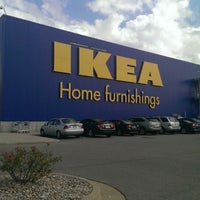 Photo taken at IKEA by Sarina T. on 8/3/2013