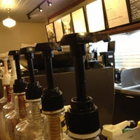 Photo taken at Starbucks by Daniel W. on 5/8/2013