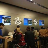 Photo taken at Apple Store, Short Hills by Daniel W. on 3/3/2013