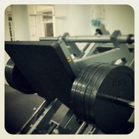 Photo taken at Giscombe's Gym by StunnerJ on 12/13/2013
