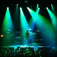 Photo taken at Webster Hall by Jeff M. on 9/21/2013