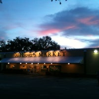Photo taken at Hoover's Market by HeidiLei on 10/7/2012