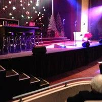 Photo taken at El Portal Theatre by Jim B. on 12/16/2012