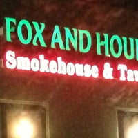 Photo taken at Fox and Hound by Robin M. on 11/21/2012