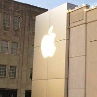 Photo taken at Apple Suburban Square by Mazda M. on 12/18/2012