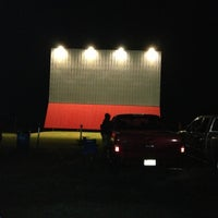 Photo taken at Showboat Drive-In by Cristina M. on 11/4/2012