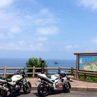 Photo taken at 城原海岸 by なかやん on 8/10/2015