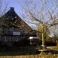 Photo taken at Freilichtmuseum am Kiekeberg by Fabian H. on 11/22/2012