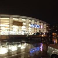 Photo taken at Safeway by Jennifer H. on 12/12/2012