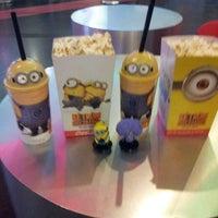 Photo taken at CGV Cinemas CT Plaza by Ho K. on 7/4/2013
