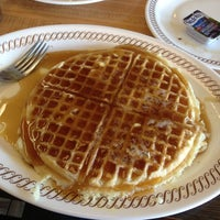Photo taken at Waffle House by Sarah R. on 10/23/2012