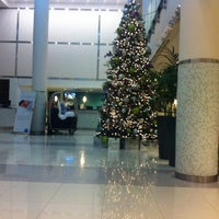 Photo taken at Sheraton Miami Airport Hotel & Executive Meeting Center by Jen T. on 11/24/2012