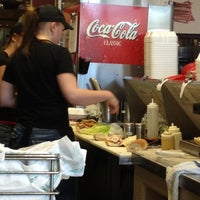 Photo taken at Stacked Sandwiches by ajdury *. on 10/2/2012