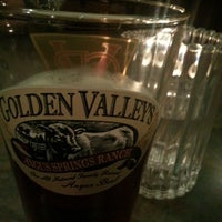 Photo taken at Golden Valley Brewery by Bob H. on 11/24/2012
