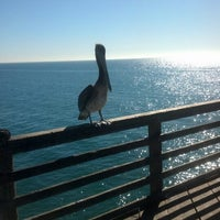 Photo taken at Oceanside Pier by Margo M on 11/13/2012