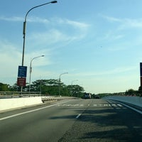 Photo taken at Seletar Flyover by Gerard T. on 5/19/2013