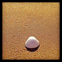Photo taken at Platja de Calafell by Pere P. on 12/10/2012