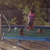 Photo taken at Sunwood Lakes Pool by Kelsey W. on 8/21/2013