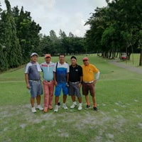 Photo taken at Camp Aguinaldo Golf Club by Bert A. on 9/3/2016