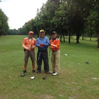 Photo taken at Camp Aguinaldo Golf Club by Bert A. on 6/5/2016