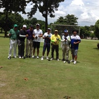 Photo taken at Camp Aguinaldo Golf Club by Bert A. on 6/9/2016