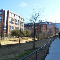 Photo taken at Tarrant County College (Trinity River Campus) by johnnyjupiter on 1/22/2013