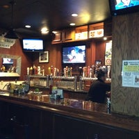Photo taken at Press Box Grill by Scott E. on 11/3/2012