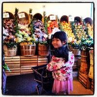 Photo taken at Union Market by Min O. on 4/26/2013