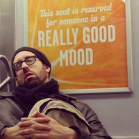 Photo taken at MTA Subway - Bowling Green (4/5) by Jeremy H. on 1/16/2013