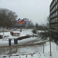 Das Foto wurde bei ZBW - Leibniz-Informationszentrum Wirtschaft Kiel von Kai M. am 3/11/2013 aufgenommen