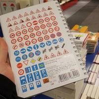 Photo taken at Orell Füssli - The Bookshop by Vsevolod S. on 11/8/2012