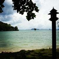 Photo taken at Nakamanda Resort And Spa Krabi by Chris C. on 5/28/2013