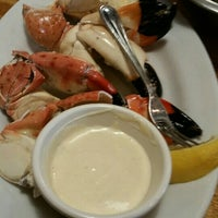 Photo taken at Captain Jim's Seafood by NataschaOS on 2/13/2016